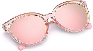 f8a96f2bfba5c Myiaur Retro Cat Eye Sunglasses Women