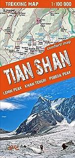 Tian Shan (gb) 1/100.000 (trekking map)