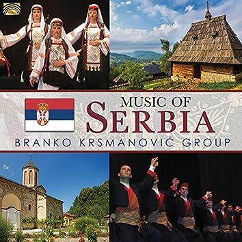 Branko Krsmanović Group: Music of Serbia