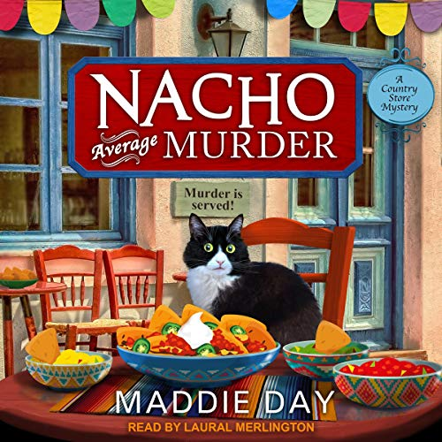 Nacho Average Murder cover art