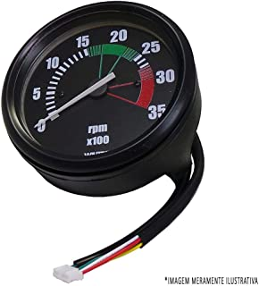 Relogio Contagiro Motor Mercedes Benz 1113 1313 1513 24v de 3 A 3500rpm 100mm 300006