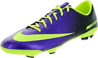 Nike Youth Mercurial Vapor IX Firm Ground (Electro Purple)