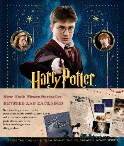 Harry Potter Film Wizardry (Revised and expanded): the perfect gift for any Harry Potter fan