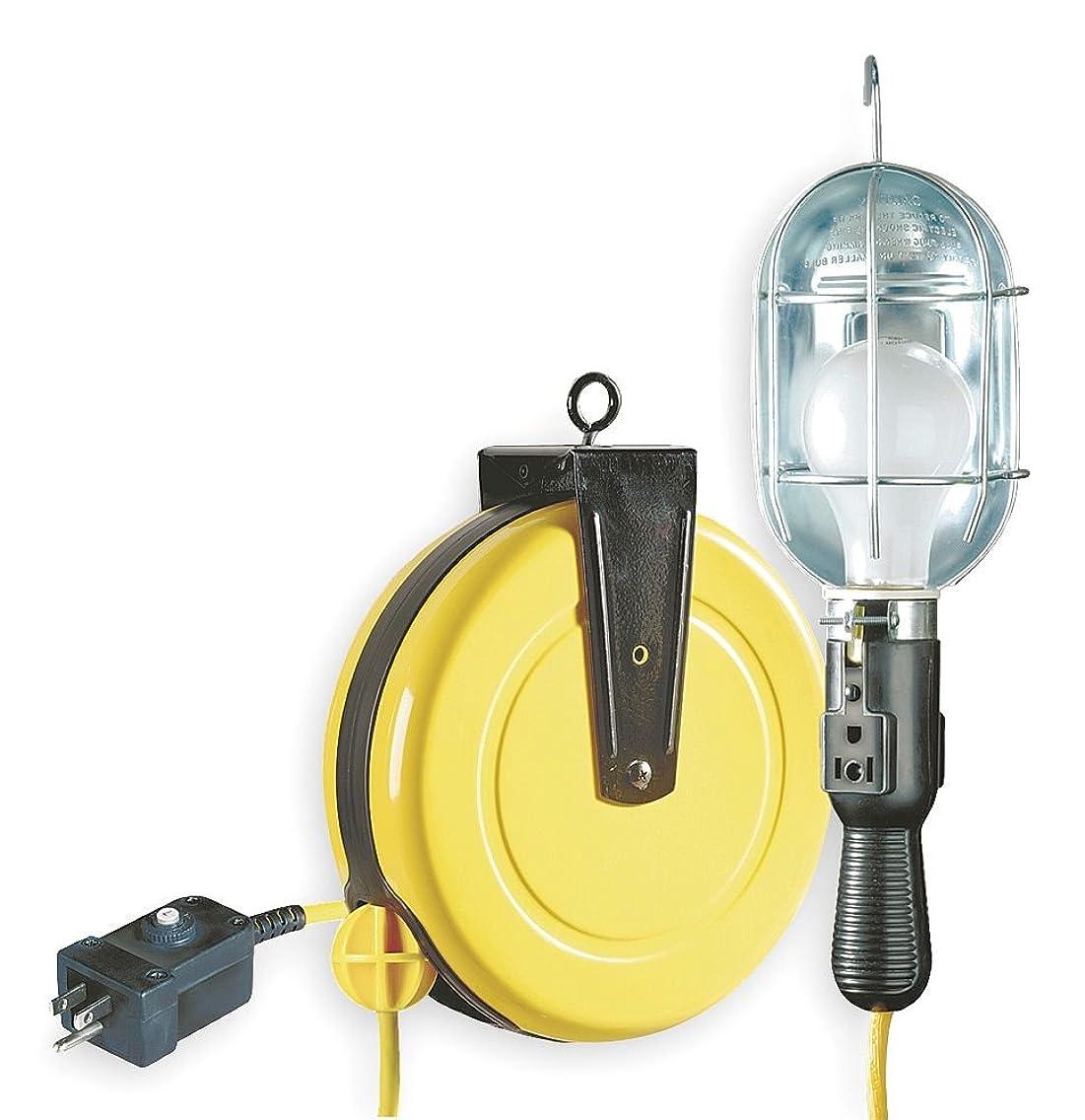 規模基本的なジャーナルLumaPro 6X756 Cord Reel Light, 7 A by LumaPro