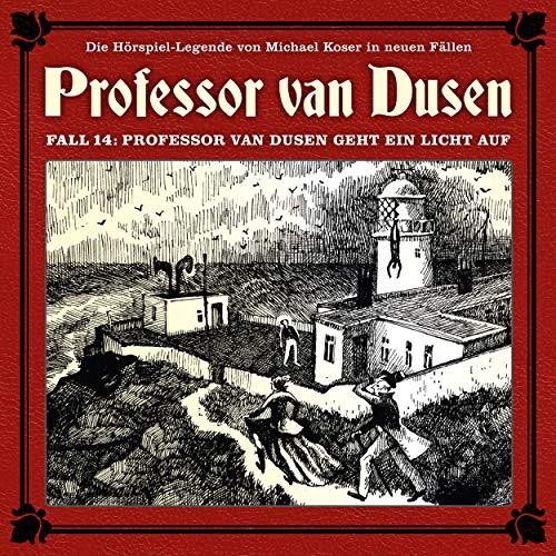 Professor van Dusen geht ein Licht auf cover art