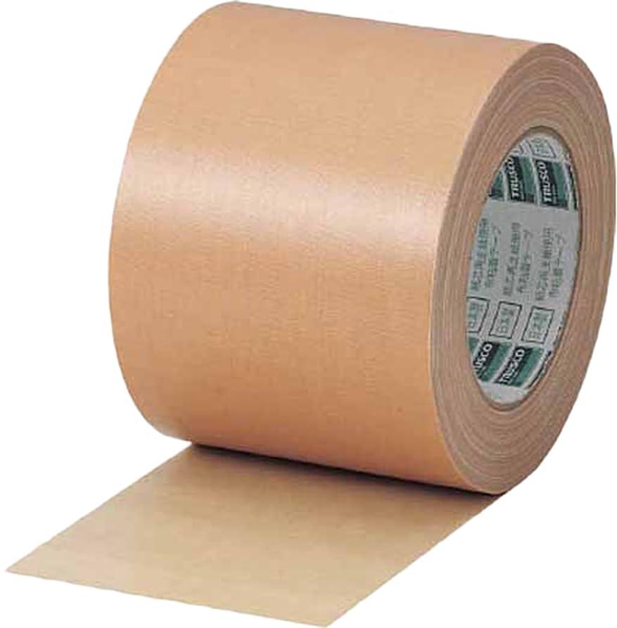 かかわらず言い換えると爆弾TRUSCO(トラスコ) 布粘着テープ 重量物梱包用 100mm×25m GNT-100