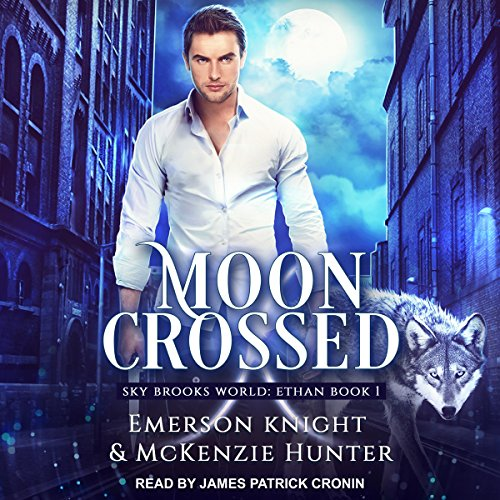 Moon Crossed audiobook cover art