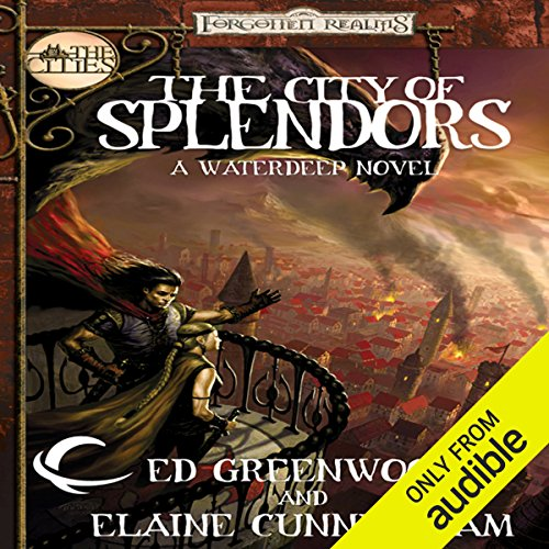 The City of Splendors audiobook cover art