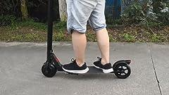 Amazon Com Cruzin Cooler 1000w Scooter Blue Sports