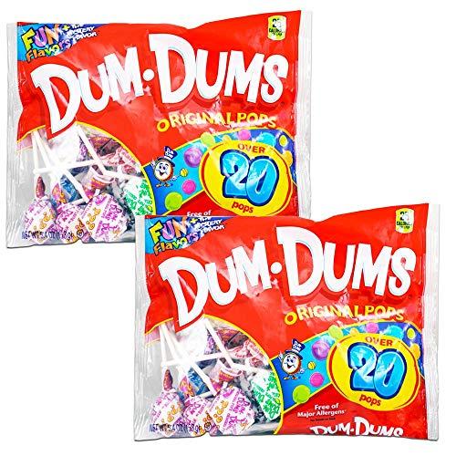 Dum Dums Original Pops - Value Pack (Pack of 2) by Dum Dums