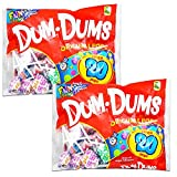 Dum Dums Original Pops - Value Pack (Pack of 2) by Dum Dums