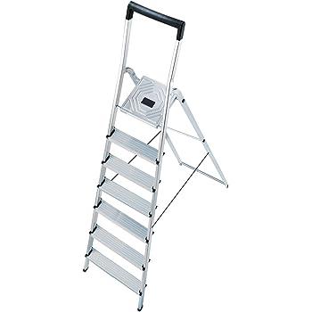 Hailo l40 easyclix - Escalera domestica l40 7 peldaños 212cm ...