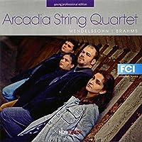 Mendelssohn/Brahms: String Qua