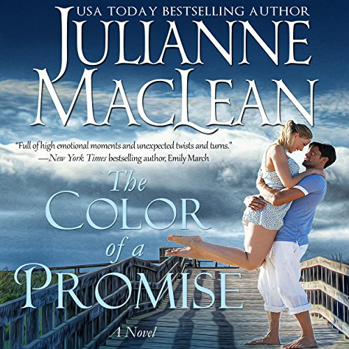 The Color of a Promise audiobook cover art