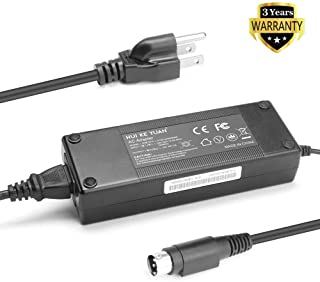 HKY 24V 5A 4-PIN AC DC Adapter Compatible with Auria EQ276W EQ276WN 27