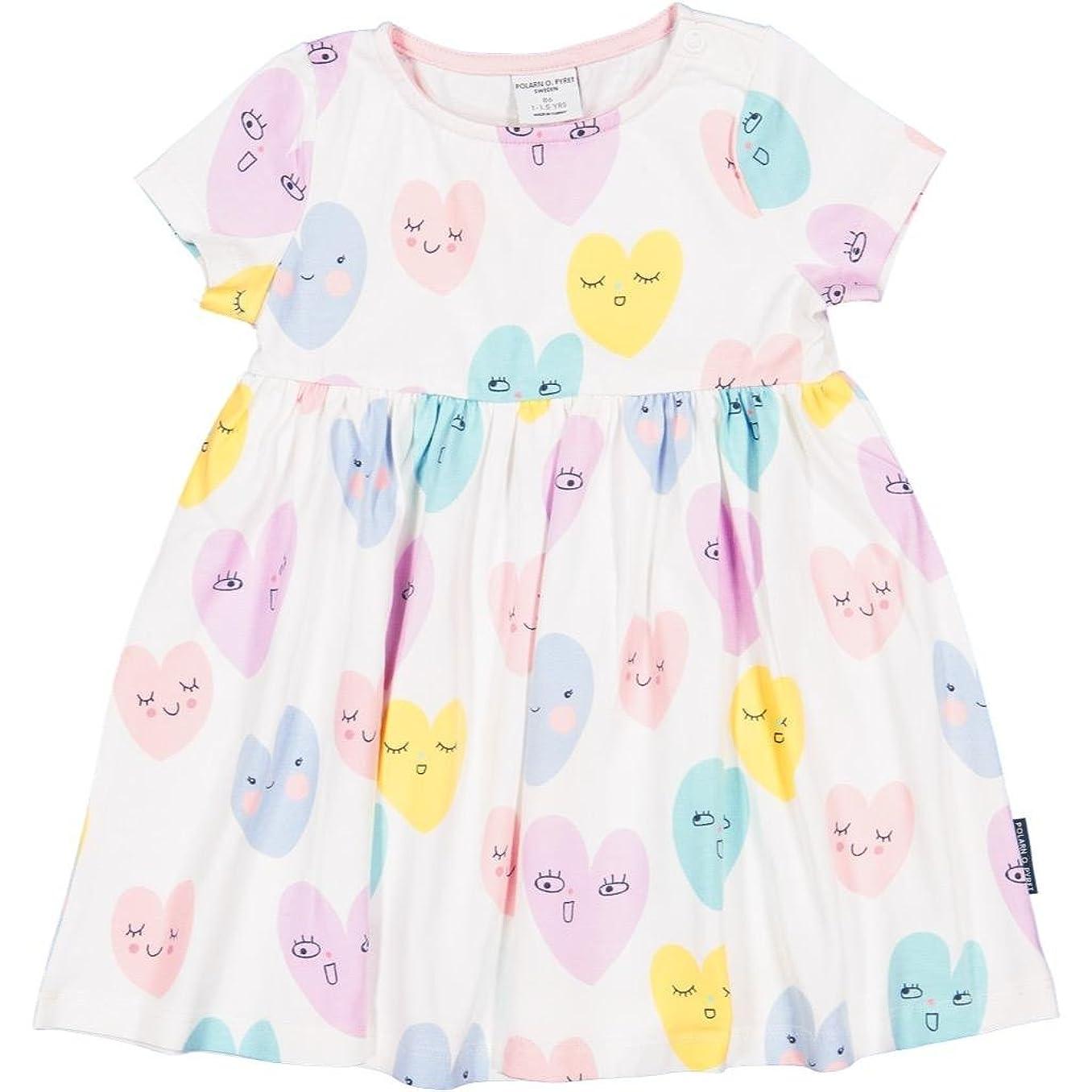Polarn O. Pyret Winsome Heart Twirl Dress (Baby)