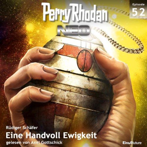 Eine Handvoll Ewigkeit audiobook cover art