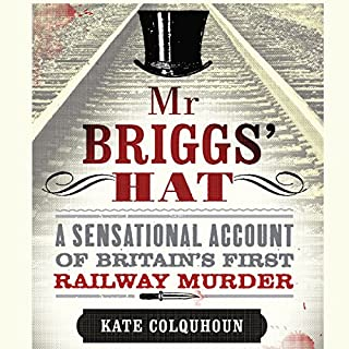 Mr Briggs' Hat cover art