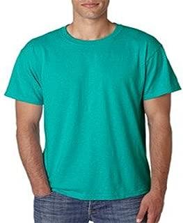 50-50 Short-Sleeve T-Shirt (29M) Available in 28 Colors Medium Jade
