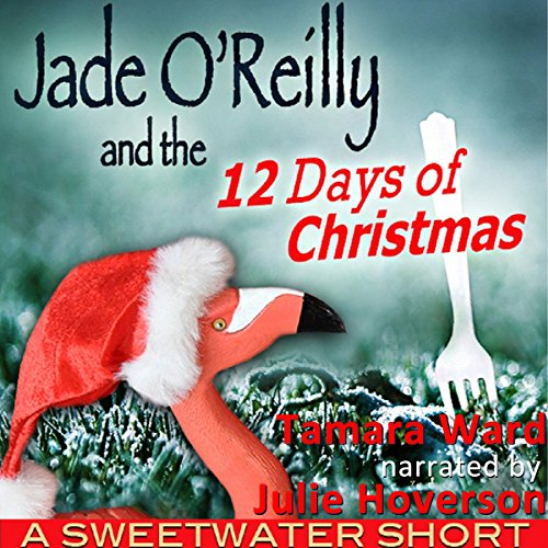 Jade O'Reilly and the 12 Days of Christmas audiobook cover art