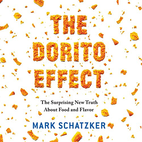 The Dorito Effect audiobook cover art