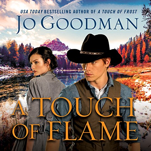 A Touch of Flame audiobook cover art