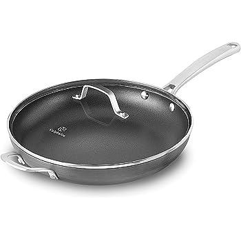 Calphalon Commercial Nonstick 12-Inch Omelet Pan C1392P Omelet Pans Omelette Pans