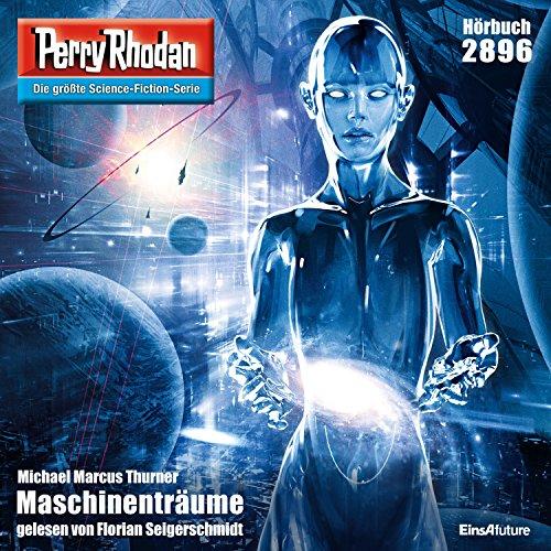 Maschinenträume audiobook cover art