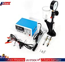8000PSI 60Mpa CR-C and S60H Fuel Diesel Nozzle Diesel Common Rail Injector Tester For Diesel Engine 6190/6170/6200 bos-ch Den-so Del-phi USA STOCK