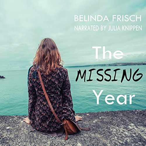 The Missing Year audiobook cover art