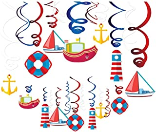Best baby shower sailor theme Reviews