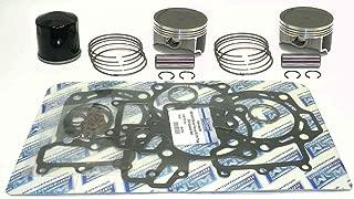Shindy Piston /& Rings Kit for 1995-2003 Honda TRX 400 Foreman ATV Standard Size 86.00mm