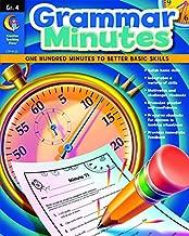 Creative Teaching Press Grammar Minutes, Grade 4