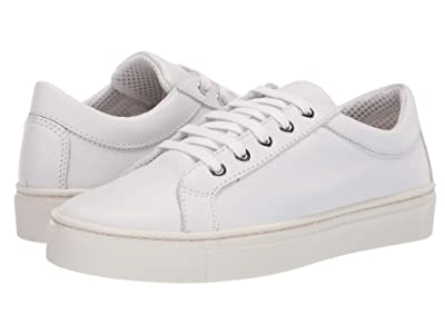 The FLEXX Sneak Away (White Vacchetta) Women