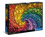 Clementoni- Colorboom Collection-Whirl Adulti 1000 Pezzi, Puzzle Gradient-Made in Italy, Multicolore, 39594