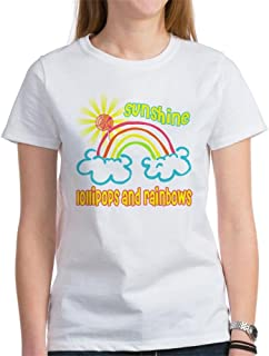 Sunshine, Lollipops & Rainbows Classic Tshirt