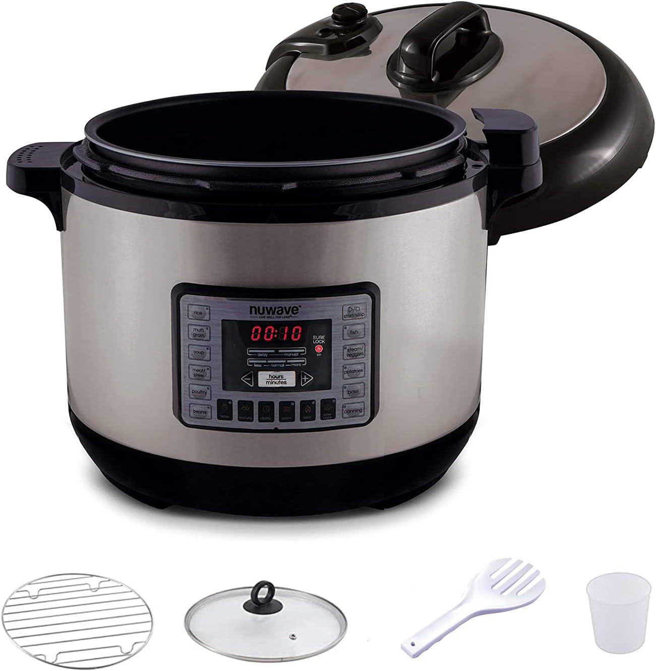 Nuwave Nutri-Pot Pressure Cooker 13-Quart