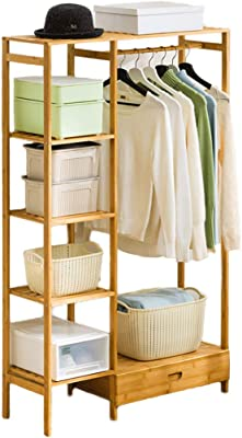 Amazon.com: XFY Coat Rack Garment Rack Coat Clothes Hanging ...