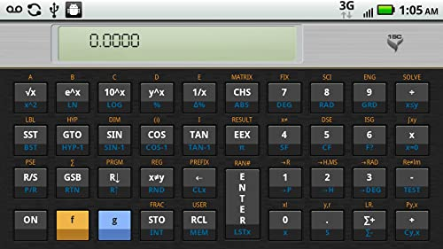 『15C Scientific Calculator』の2枚目の画像