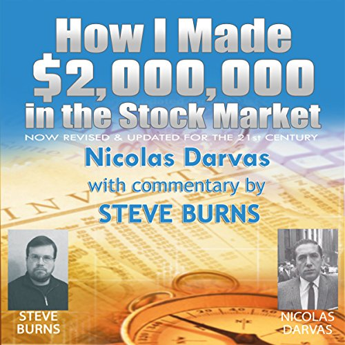 How I Made $2,000,000 in the Stock Market: Now Revised & Updated for the 21st Century audiobook cover art