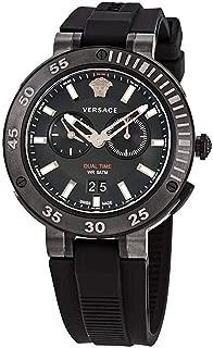 V-Extreme Chronograph Quartz Black Dial Men's Watch VECN00219