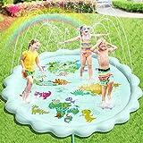 Peradix Splash Pad Water Sprinklers Play Mat (79