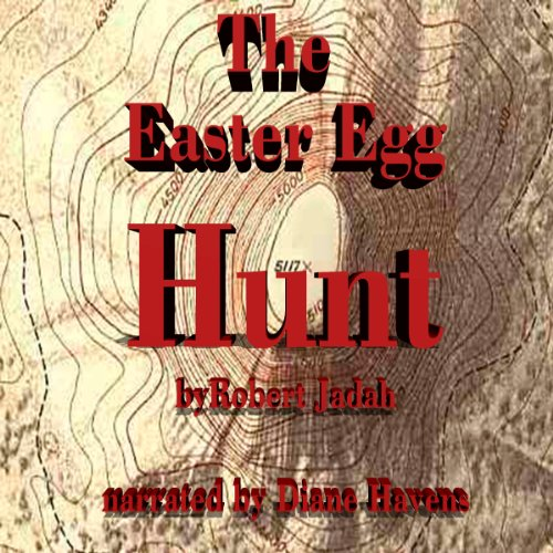 The Easter Egg Hunt audiobook cover art