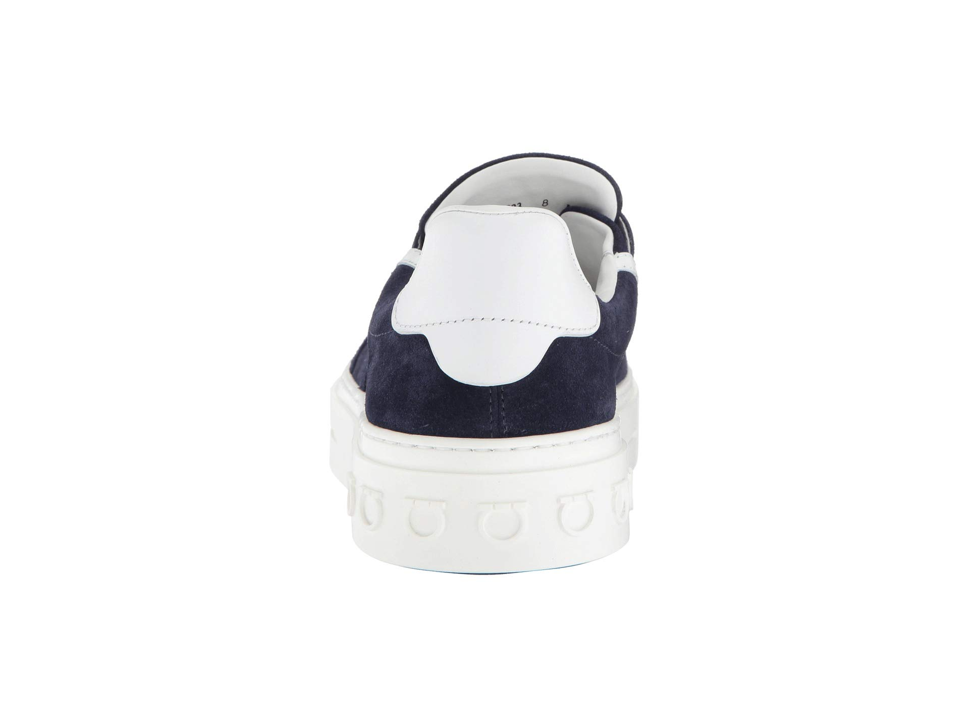266 Sneaker Ferragamo Salvatore Garconne Borg Blue 2 Y6YOwt