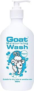 Goat Moisturising Body Wash Original 16.9oz