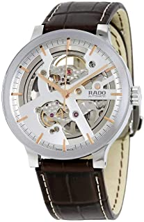 Rado Centrix Watch for Men - Analog Leather Band - R30179105