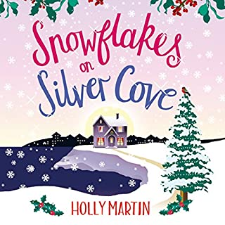 Snowflakes on Silver Cove cover art