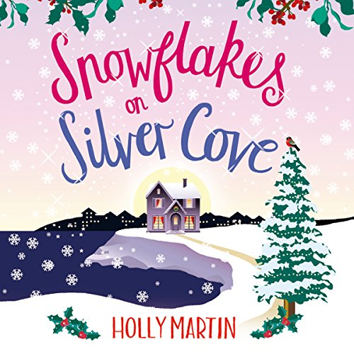 Snowflakes on Silver Cove audiobook cover art
