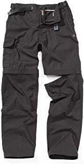 S 46 EU Elephant//Black Craghoppers Duke of Edinburgh Mens Traverse Trousers 32 UK,