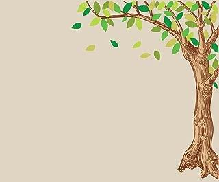 corner tree decal